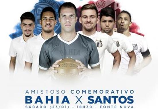 Bahia x Santos
