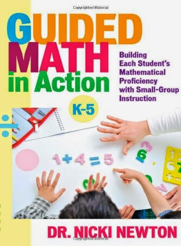 http://www.amazon.com/Guided-Math-Action-Mathematical-Proficiency/dp/1596672358