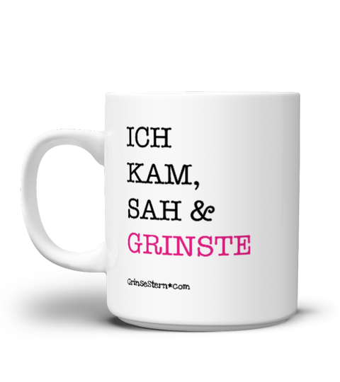 orginal GrinseSternTasse