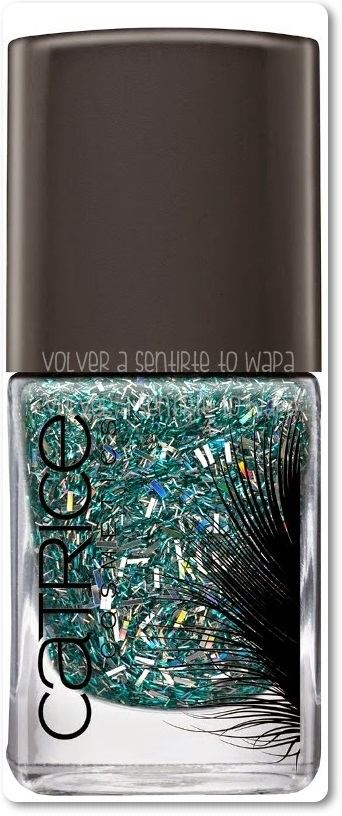 CATRICE - Feathered Fall - Feathery Top Coat - Volver a Sentirte to Wapa