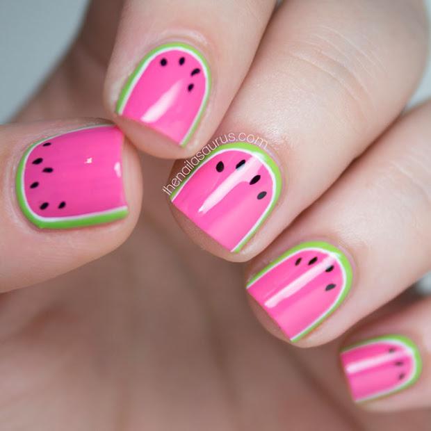 dranking. watermelon