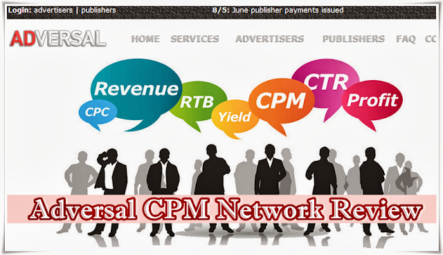 Adversal cpm pic