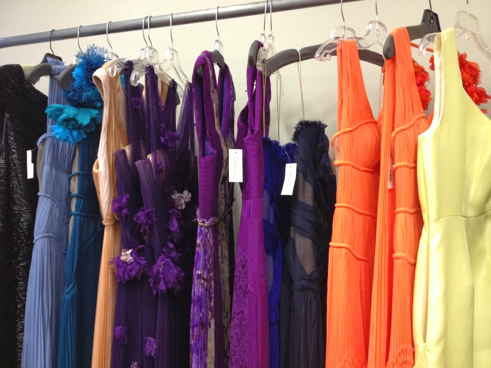 New York à la Keiko: nykeiko shops: J. Mendel sample sale...yes ...
