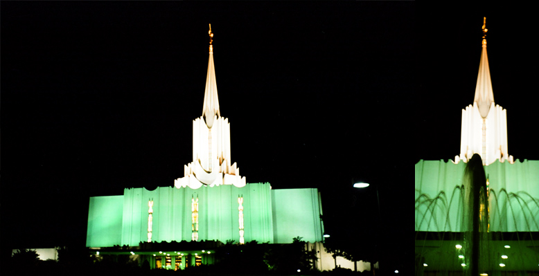 Jordan River Utah Temple, April 20, 1999