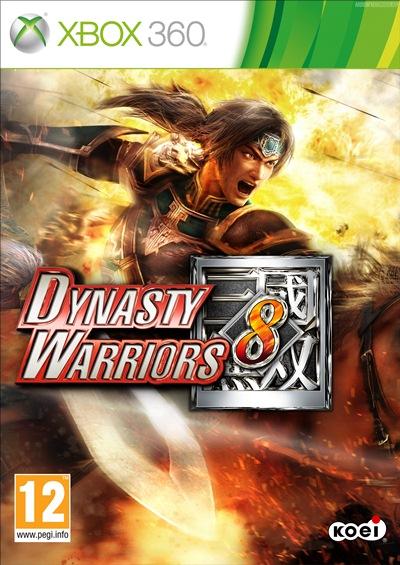Dynasty Warriors 8 Xbox 360 Región Free XGD3