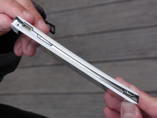 xperia arc s hands on