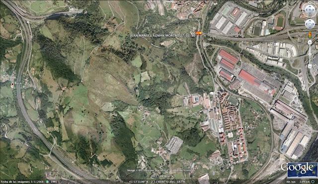 JUAN MANUEL ROMÁN MORENO ETA Basauri Vizcaya Bizkaia España