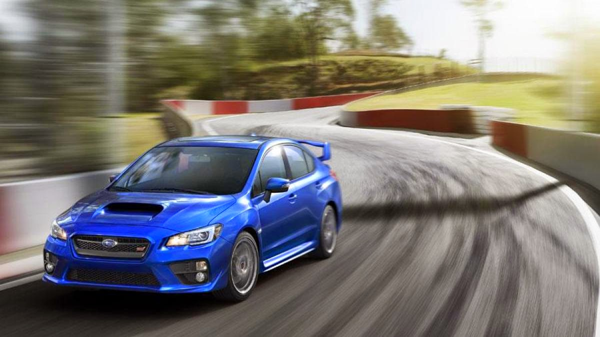 2015 Subaru WRX STI Launch Edition review notes
