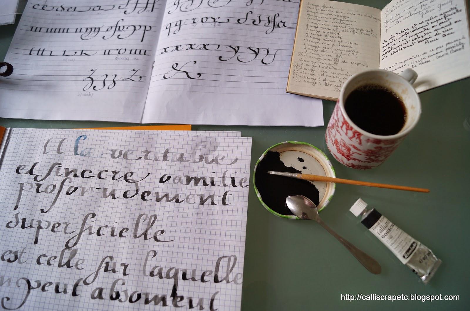 Calligraphie Latine Tatouage - CALLIGRAPHIE LATINE POUR TATOUAGE Galerie Creation