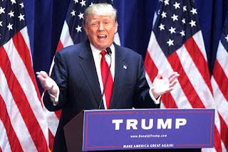 Calon Presiden Amerika Donald Trump