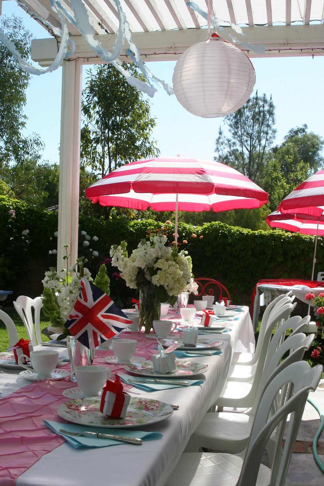Party Wishes Royal Wedding Tea Party
