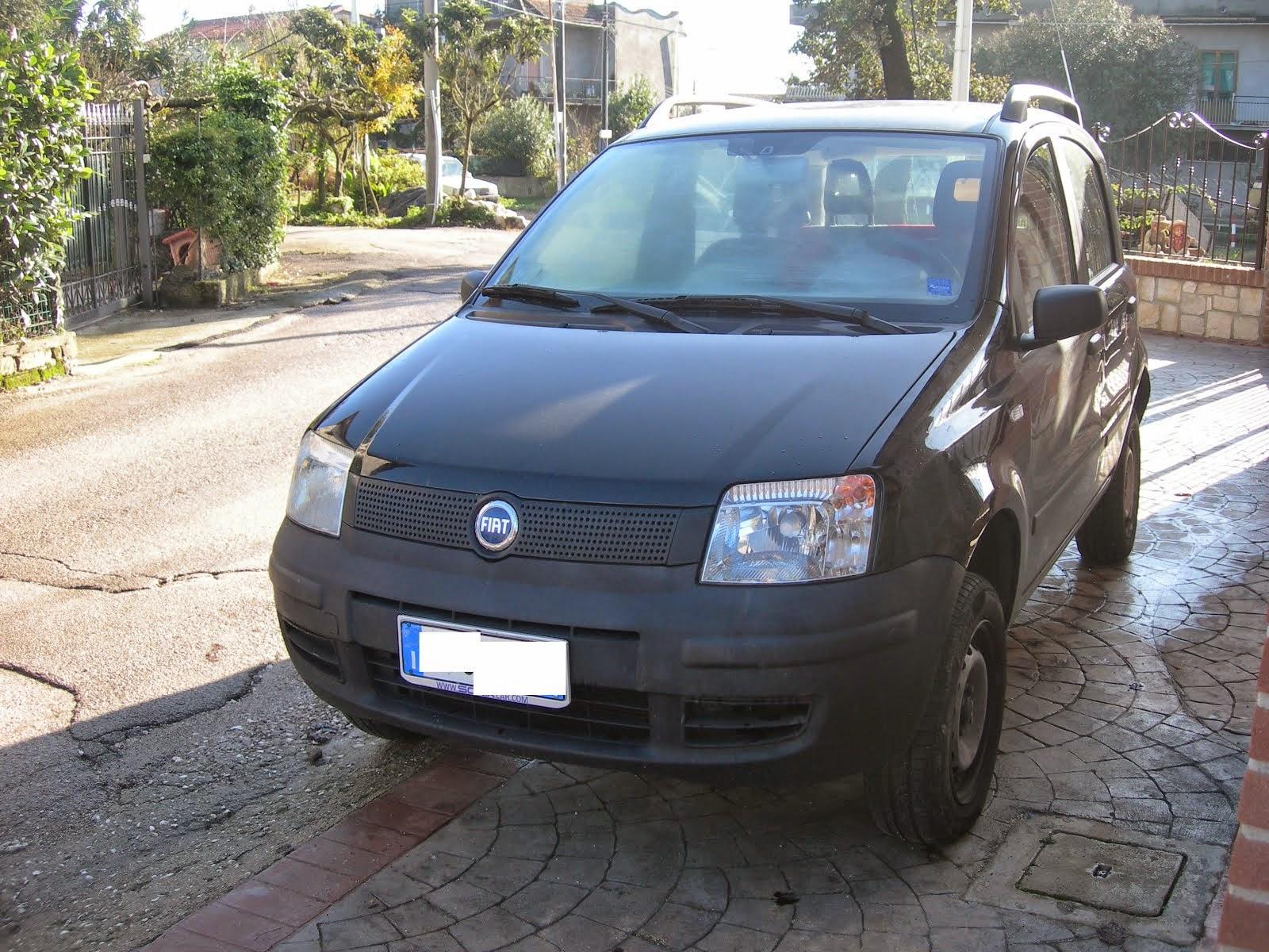 Fiat Panda 1.3 Multijet 75 CV 4x4 Anno 2006 140.000 km senza clima Prezzo 5.000,00 euro