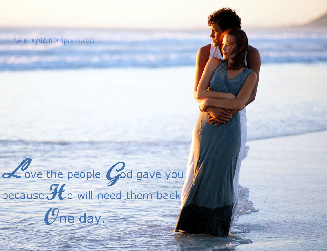Loving Couple Pic's - CoOl AnD StYlIsH Dp On Fb Loving Couple Wallpaper With Quotes