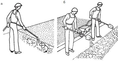 Подслой из рулонных материалов на нефтебитумной основе