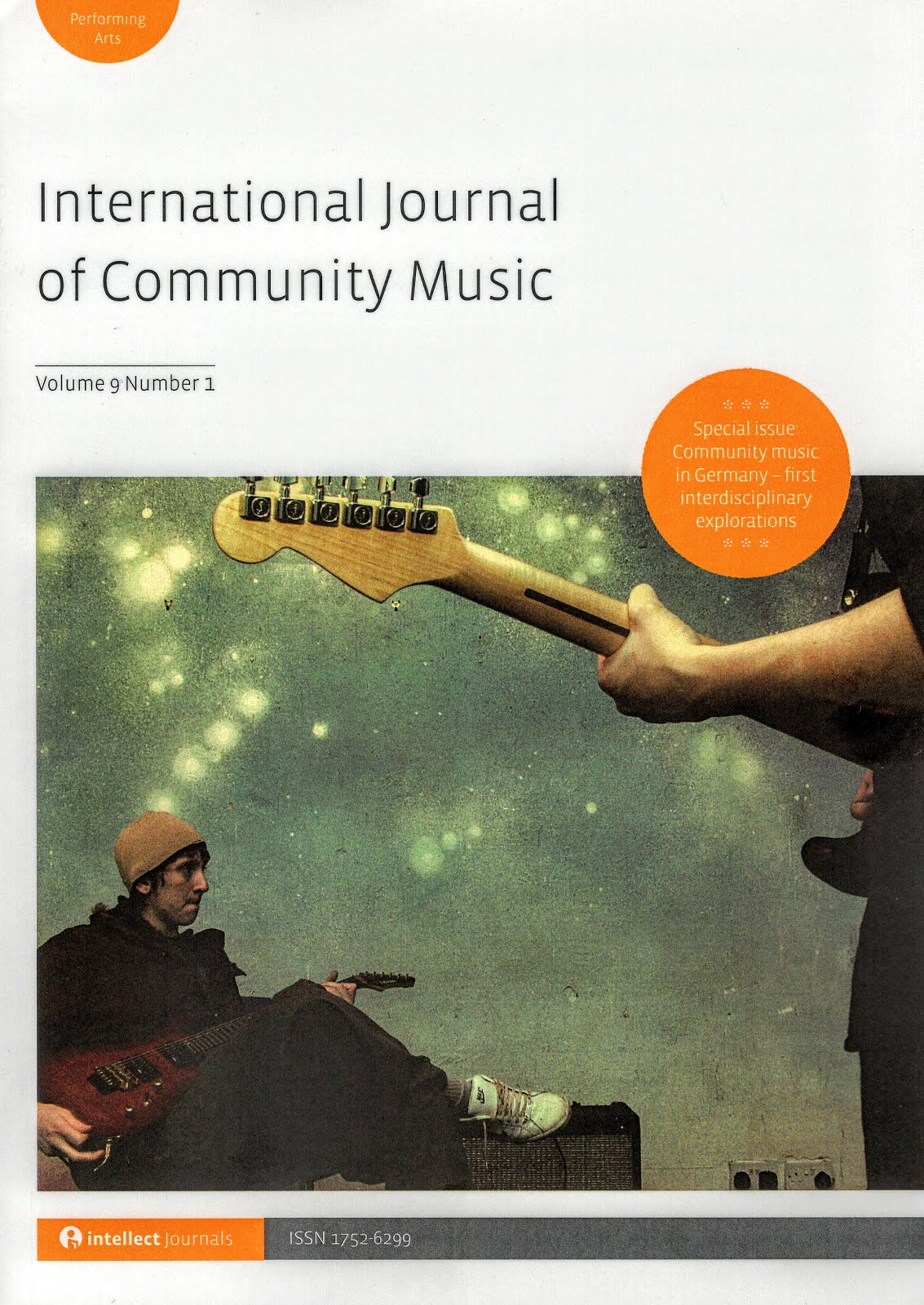 Special Issue about Community Music in Germany