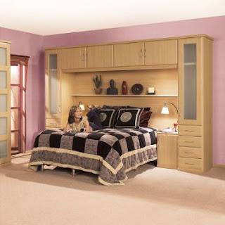 bedrooms cupboard cabinets designs ideas