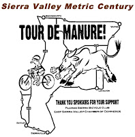 Foothill bike ride, Tour De Manure, returns to Sierraville on Saturday