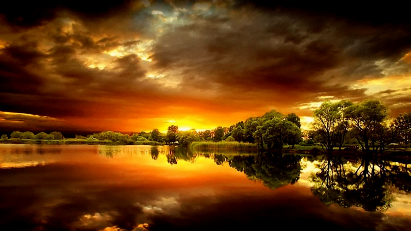 Wallpaper Most Spectacular Sunset Wallpapers