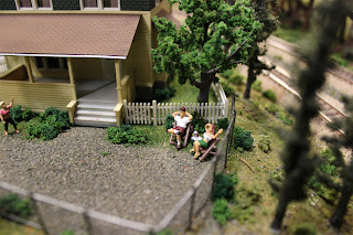 Woodland Scenic Accents - Backyard BBQ