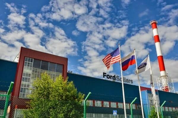Ford sigue apostando al mercado ruso