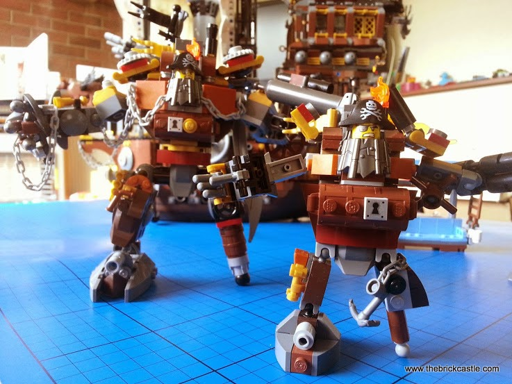 MetalBeard Sea Cow model LEGO 70807