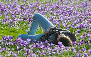 A tu lado siempre es primavera.