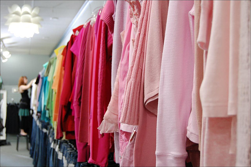 Second hand clothes online store