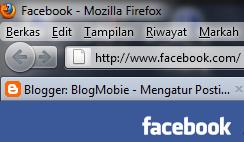 Url Untuk Mengakses Facebook