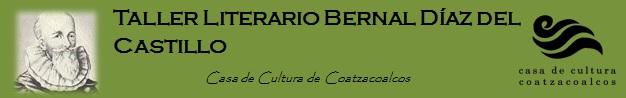 Taller Literario Bernal Díaz del Castillo