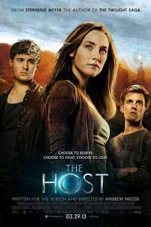 The Host movie Stephenie Meyer