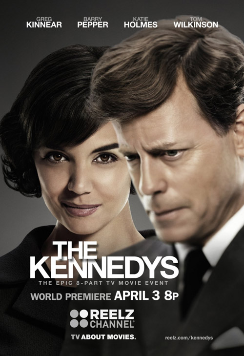 the kennedys, serie tv, locandina
