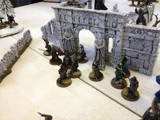 The Hobbit SBG Victory for Warriors of Arnor & Gondor