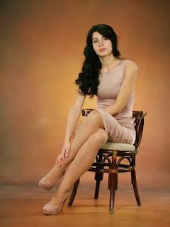 La grand-maître d'échecs moldave Elena Partac © Chess & Strategy