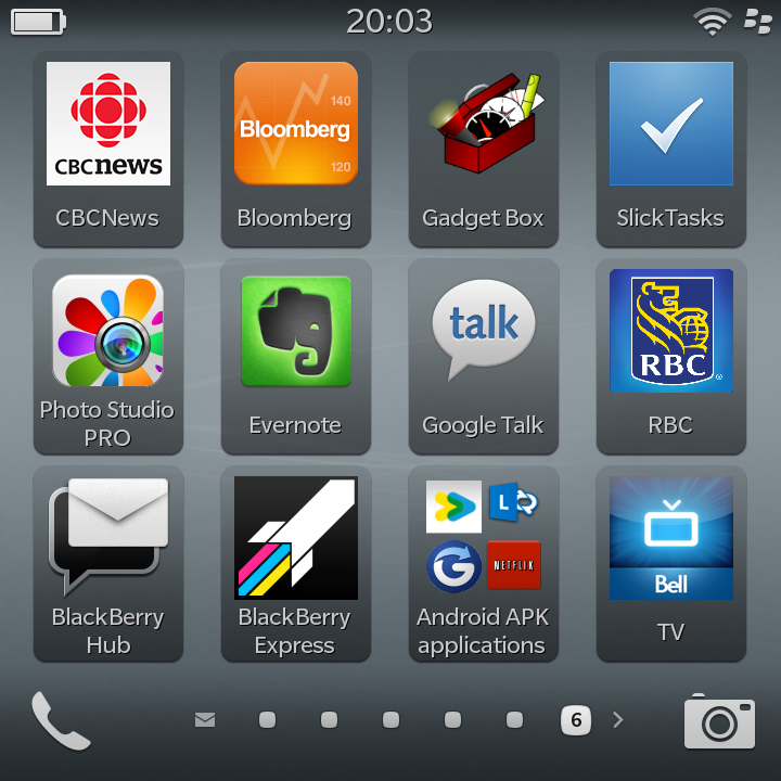 My tech blog manually installing android applications on a after upgrading my blackberry q10 to v1021537 see my previous blog entry i decided to install some of my favourite android applications onto it now ccuart Gallery
