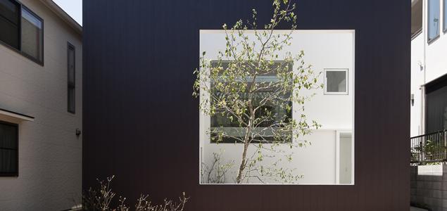 simplicity love: Frame, Japan | UID Architects