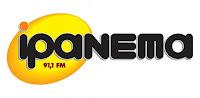 ouvir a Rádio Ipanema FM 91,1 Sorocaba