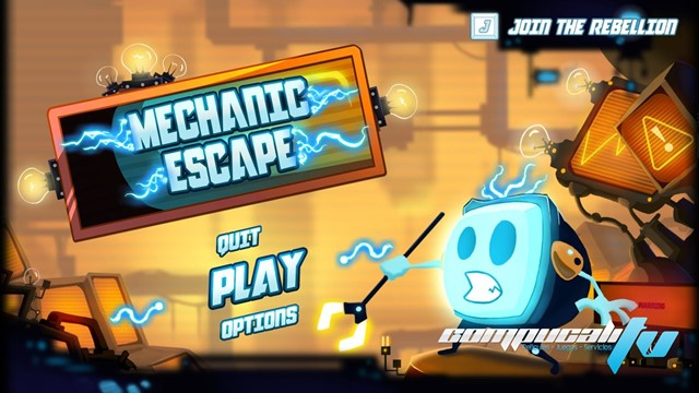 Mechanic Escape PC Full