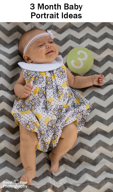 3 month baby portraits boost your photography