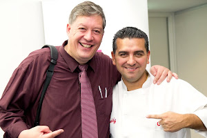 The Cake Boss, Buddy Valastro and I