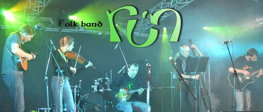 Rún folk band
