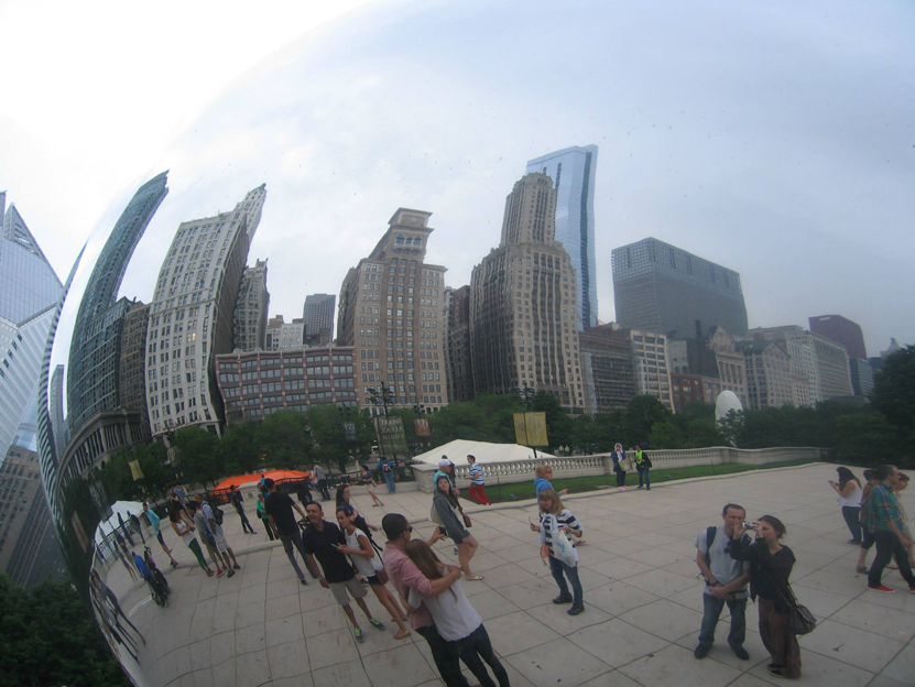 CHIARA ED IO NEGLI STATI UNITI D'AMERICA: Chicago