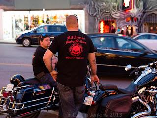 Niagra Bikers Canada ©Darrin Jenkins 2013