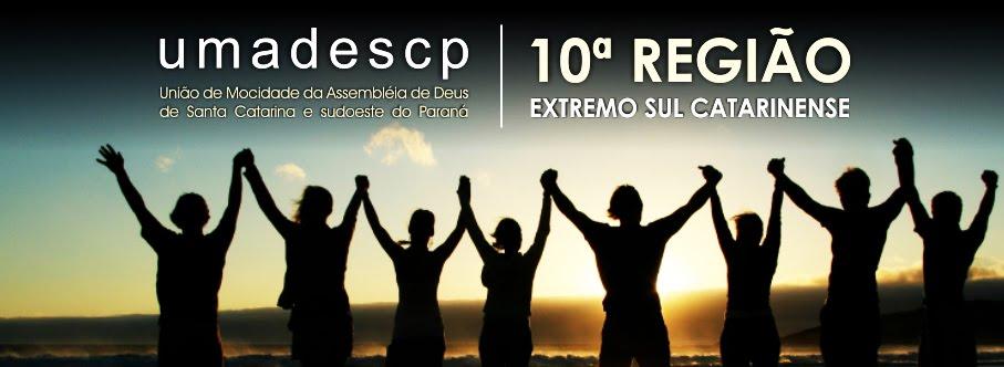 Umadescp 10ª Região - Extremo Sul Catarinense
