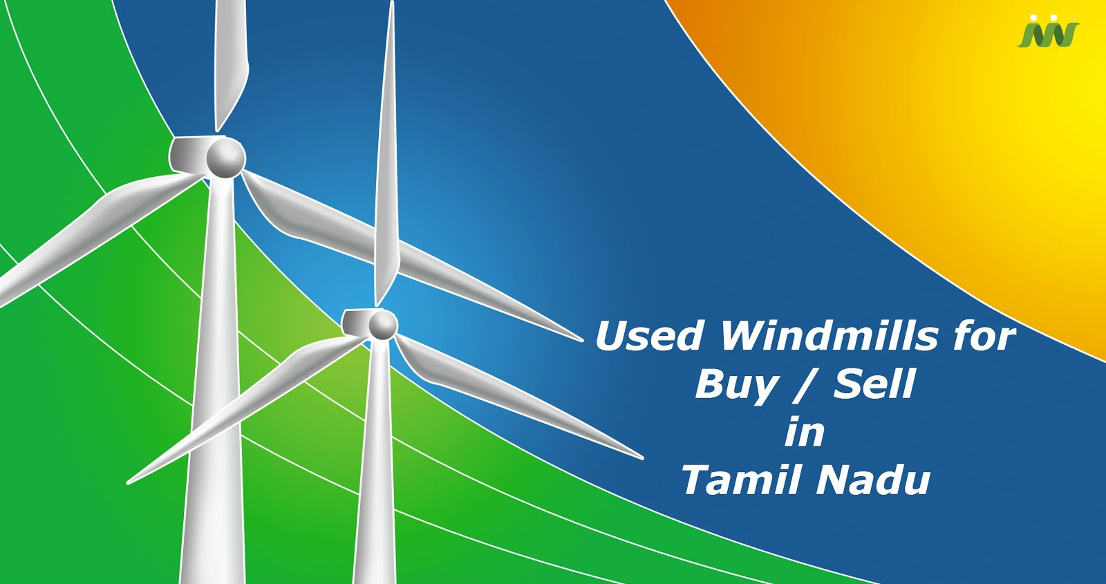 Used Windmills for Sale