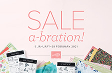 2021 Sale-A-Bration Brochure