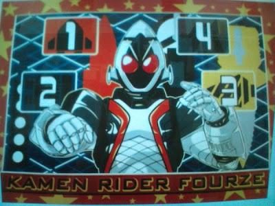 amen Rider Fouze?