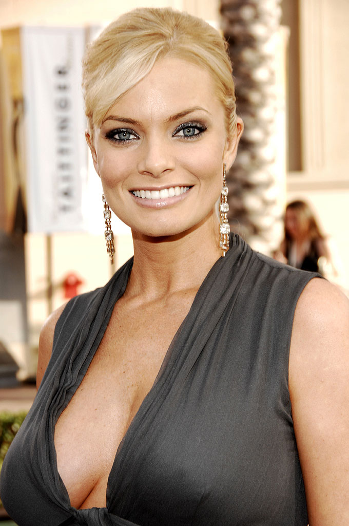 Beauties In The Wolrd Of Fame #6 Jaime Pressly