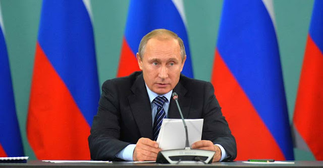 BREAKING: Putin Reveals ISIS Funded by 40 Countries, Including G20 Members