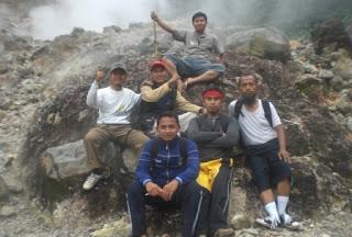 Sepenggal Cerita Ekspedisi Gunung Pulosari