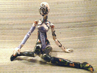 artistic ball jointed doll